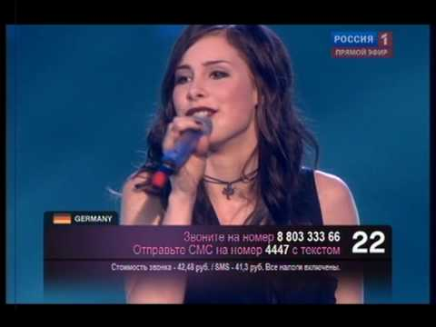 Lena Meyer-landrut - Satellite (Евровидение 2010)