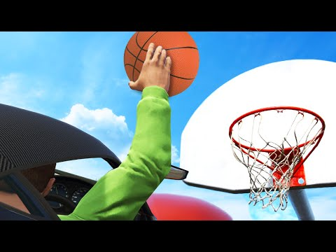 GTA BASKETBALL LEAGUE! (GTA 5 Funny Moments)