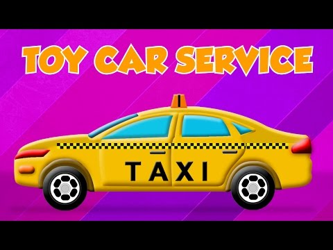 Taxi | toy car service | Car Garage | Car Repair