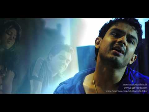 Ahanna Adare Tharam (mathake Hasarel - Part 2) - Dushyanth Weeraman - Official Video video