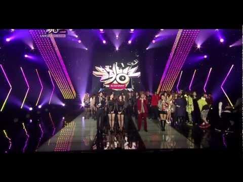 Kim Hyun Joong No.1 - Music Bank [oct 21st, 2011] video