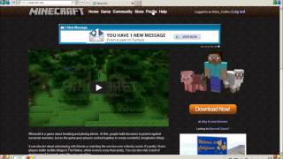 How to download and install a skin in minecraft