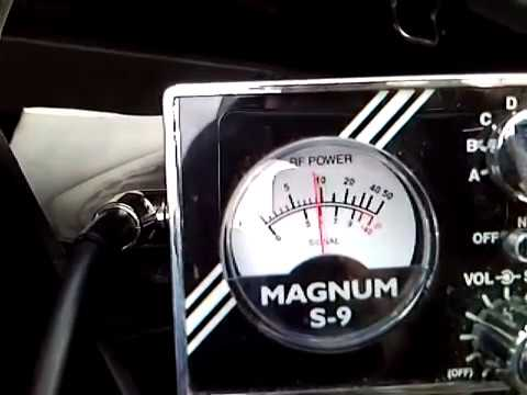 Shooting Skip Magnum S9 Cb Radio