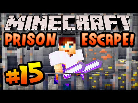 Minecraft PRISON ESCAPE - Episode #15 w/ Ali-A! -