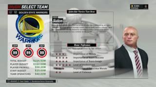 NBA 2K17 MYGM TIPS AND TRICKS EPISODE 13 FINANCE TIPS PART 1