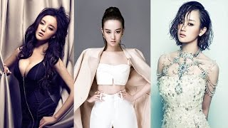 Top 10 Young Actress in China 3 | The Most Beautiful Actress in China 2016