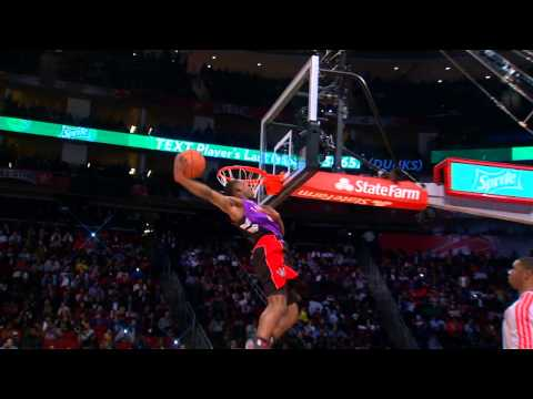 Terrence Ross Wins the 2013 Sprite Slam Dunk Contest