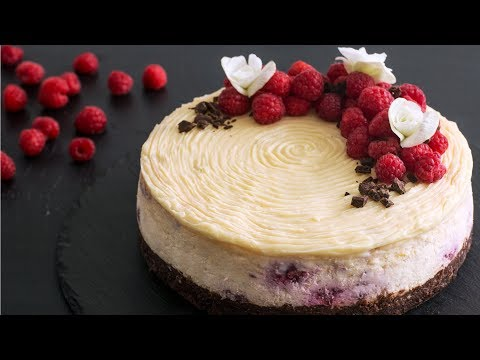 Brownie Raspberry Cheesecake Recipe