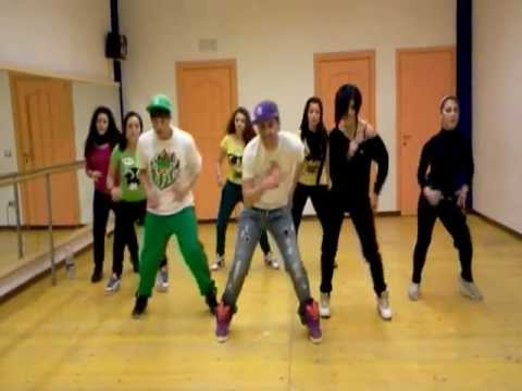 Joey&rina tacabrò - Tacatà Balli Di Gruppo 2012 2013 video