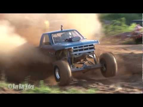 Bad Ass Chevy S10 / 6-23-12 / Wards Mud Bog
