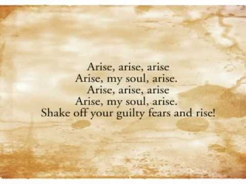 Indelible Grace - Arise My Soul Arise