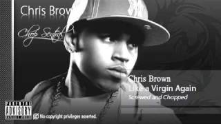 Watch Chris Brown Like A Virgin Again (Ft. Tyga) video