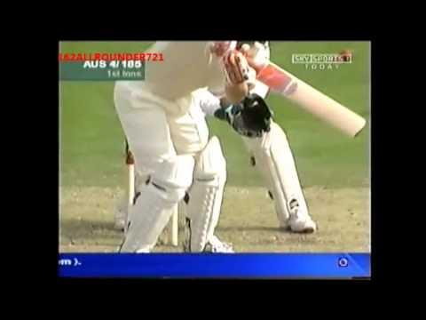 Daniel Vettori vs Adam Gilchrist, World X1 vs Australia 2006