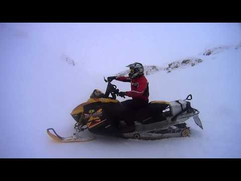 skidoo summit 800 mark