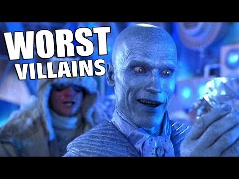 Top 10 WORST Movie Villains