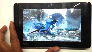 tablet 3g iball slide 7307 latest video full review in HD india