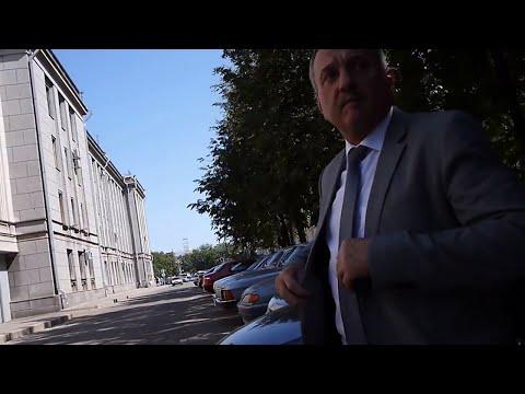 Антон Долгих задал главе города Кирова Владимиру Быкову вопрос о возврате прямых выборов мэра