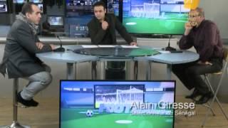 Can 2015 | Alain GIRESSE: ''Pour l'Algérie il faudra gagner et pour il faudra pas perdre''