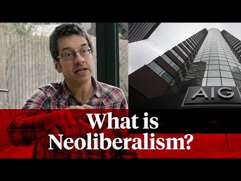 "George Monbiot on Neoliberalism: ""A self-serving racket"""