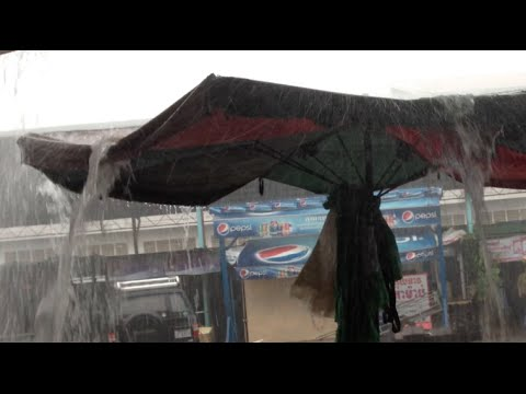 Raining Cats & Dogs in Phnom Penh | Wet Season in Cambodia