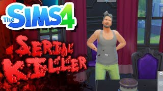 IM AN OLD MAN! | Sims 4 Serial Killer Challenge