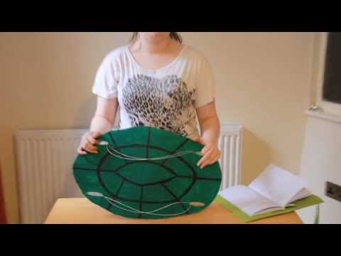 How To Make A Turtle Shell