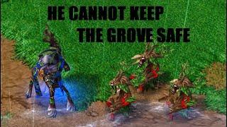 [clip] Short Story of Treants Betrayal | Warcraft 3 TFT