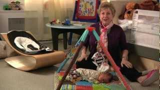 How to Stimulate a Newborn or Infant - Linda Richardson