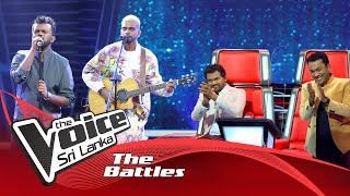 The Battles : John Premshan V Geeth Prasanna | Home  | The Voice Sri Lanka