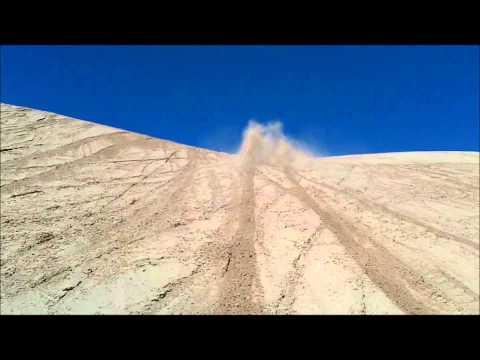 Glamis Buttercup Hill Climb