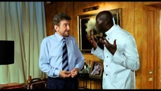 Gigi Proietti con Sidy Diop e Nancy Brilli da La Vita è Una Cosa Meravigliosa