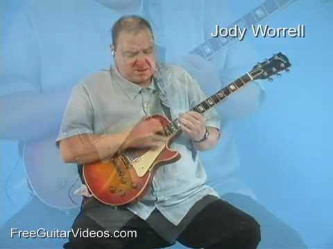 Jody Worrell Blues Guitar Solo Music Videos