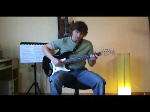 Man in the Mirror - Michael Jackson - Tuck Andress Solo Guitar arrangement - by Carles García