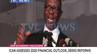 ICAN assesses 2020 financial outlook, seeks reforms