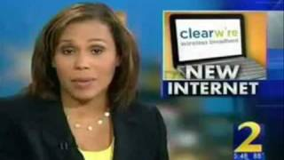 Clear 4G WiMAX Internet In The News - Clark Howard Action 2