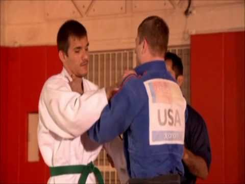 USABA Judo Adaptation for Blind Athletes