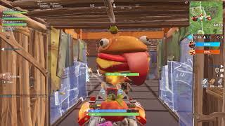 Fortnite Tomate VS Hamburger