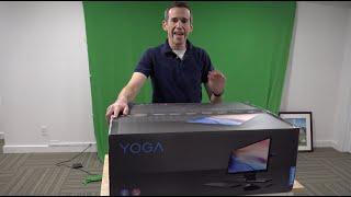 Lenovo IdeaCentre A940 Unboxing