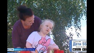 Дарина Торкова, 7 лет, детский церебральный паралич, требуется лечение