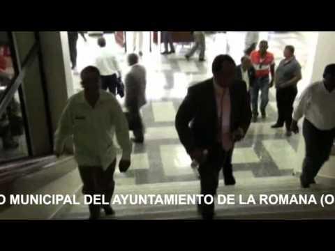 Regidores Alejandro Ferreira, Osvaldo Cruz Báez, y Ex Tesorero Rafael Rocha interrogados por el DPCA