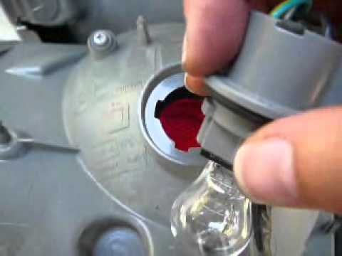 How to Change a Brake Light on a 2005 Nissan Altima
