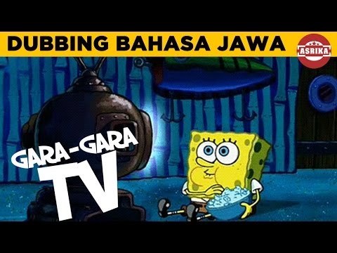 Spongebob Bahasa Jawa Gara Gara Tv video