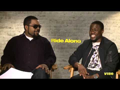 Kevin Hart and Ice Cube Play Cop Word Association | Movies With...