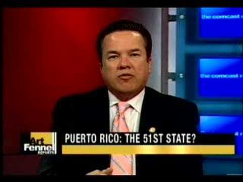 Puerto Rico: The 51st State? Video