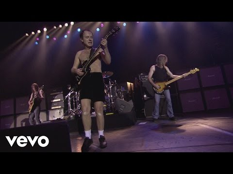 AC/DC - Rock And Roll Ain't Noise Pollution (Live, 2003)