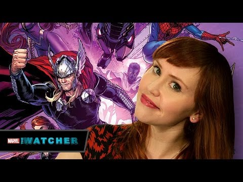 The 11 Biggest Marvel Moments 2013 - The Watcher Ep. 42
