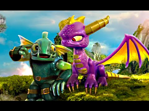 Skylanders Trap Team Gameplay