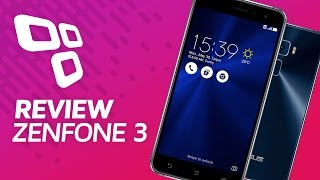 Zenfone 3 - Review - TecMundo