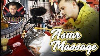 Asmr Massage   Turkish Barber   Your Sleep Hypnosis (head, neck, scalp, arm, hand, ear)