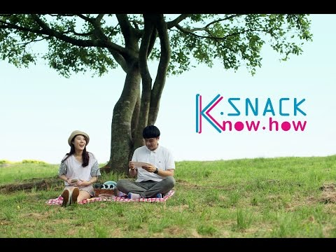 [M Vlog] K-Snack Know-How #7 - Picnic Snacks